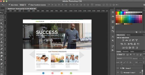 วิธีออกแบบเว็บด้วยตัวเองสำหรับนักธุรกิจออนไลน์