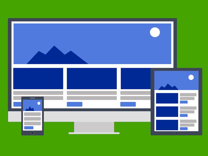 วิธีการออกแบบเว็บไซต์ให้สวยงาม