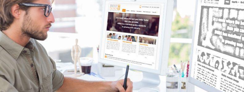 ออกแบบเว็บไซต์อย่างไรถึงมีคนจ้างงานตลอดทั้งปี